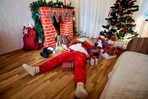 Can All This Holiday Stress Affect Your Oral Health? - TMJ - Austin Dentist - Dr. Steven Booth