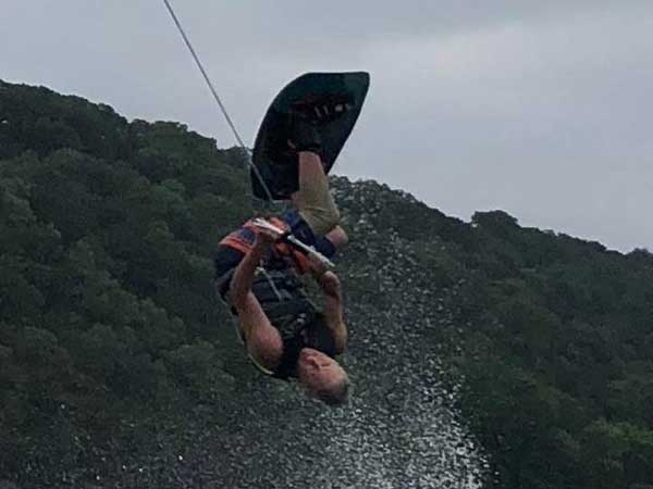 Dr. Booth Wakeboarding