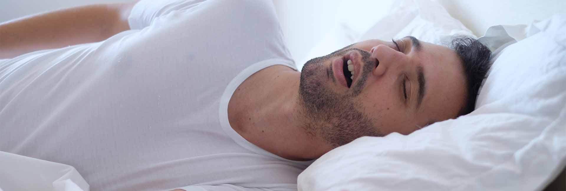 Stop Snoring hero image